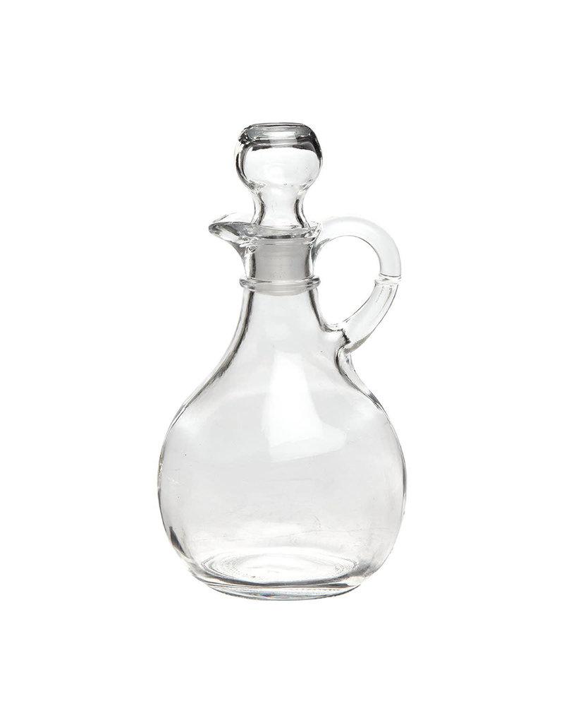 Sudbury 10oz Glass Cruet with Glass Stopper
