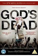 Pure Flix Entertainment God's Not Dead DVD
