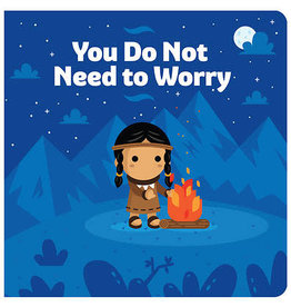 Tiny Saints You Do Not Need to Worry Board Book