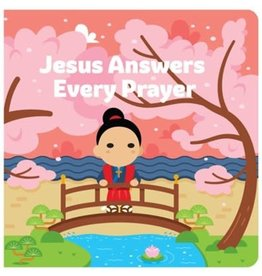 Tiny Saints Jesus Answers Every Prayer Board Book