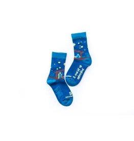 Sock Religious Kids Nativity Socks