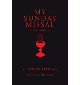 St. Gregory Press My Sunday Missal: 1962 Latin Mass