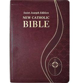 Catholic Book Publishing Corp St. Joseph New Catholic Bible (Giant Type)