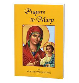 Catholic Book Publishing Corp Prayers to Mary: The Most Beautiful Marian Prayers Taken from the Liturgies of the Church and Christians Throughout Centuries