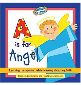 Brother Francis A is for Angel