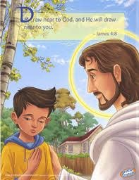 Brother Francis Brother Francis Mini Poster - Examination of Conscience (Boy)