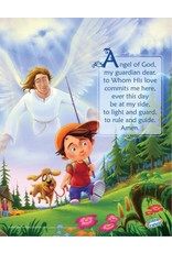 Brother Francis Brother Francis Mini Poster - Guardian Angel (Boy)