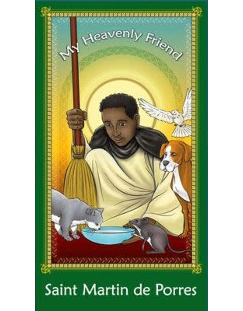 Brother Francis My Heavenly Friend Saint Martin de Porres
