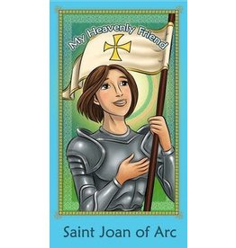 Brother Francis My Heavenly Friend Saint Joan of Arc