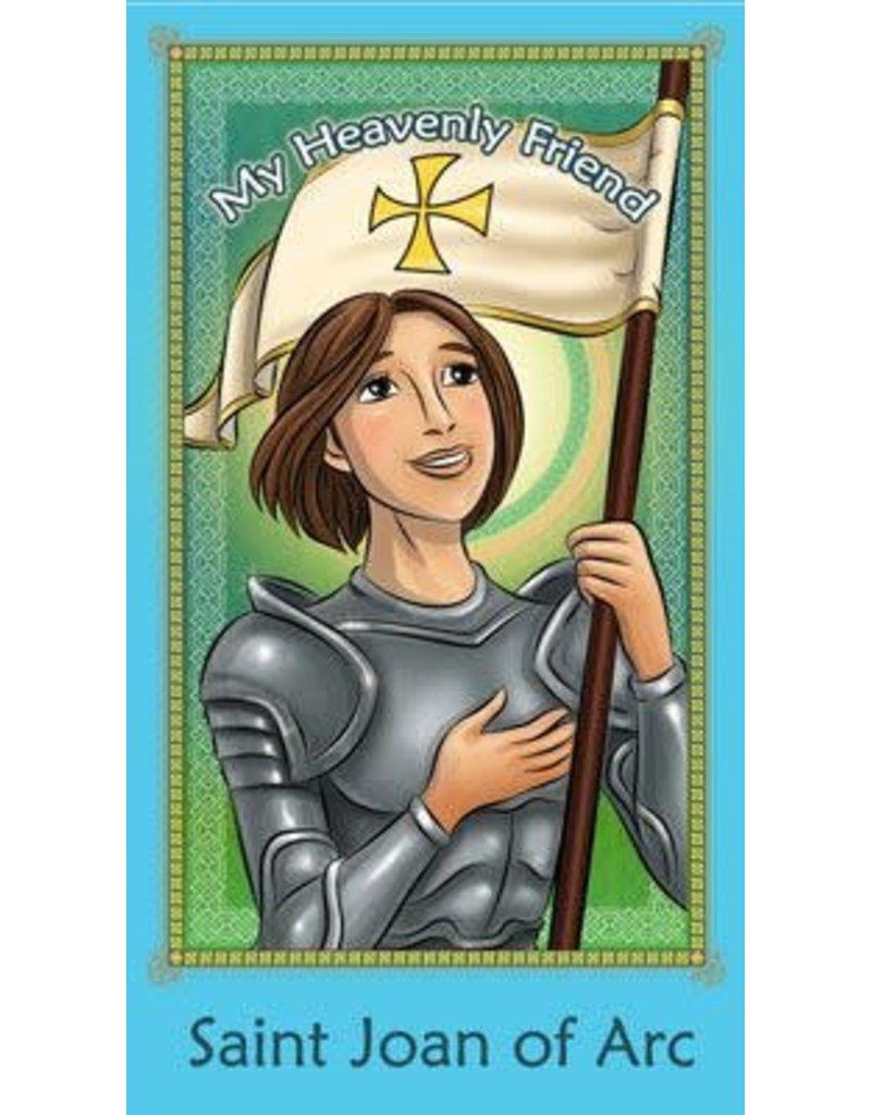 Brother Francis My Heavenly Friend Saint Joan of Arc