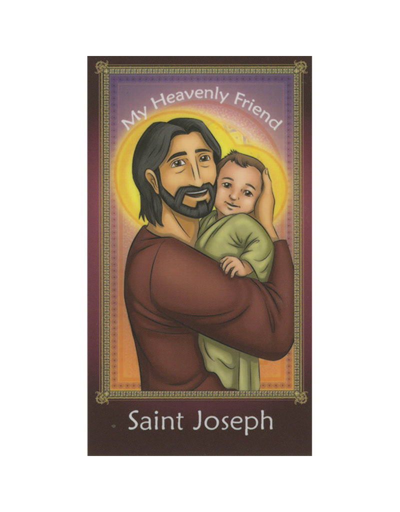 Brother Francis My Heavenly Friend Saint Joseph