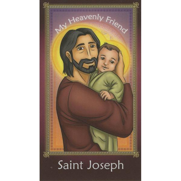 Brother Francis My Heavenly Friend Saint Joseph