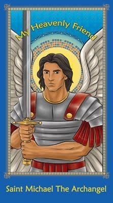 Brother Francis My Heavenly Friend Saint Michael