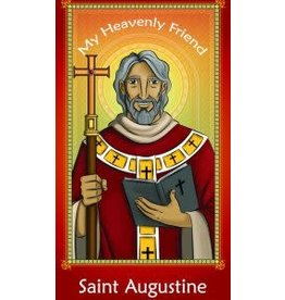 Brother Francis My Heavenly Friend Saint Augustine