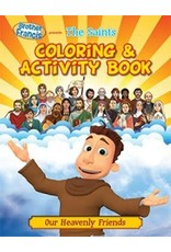 Brother Francis Brother Francis Coloring Book - Ep.08: The Saints