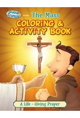 Brother Francis Brother Francis Coloring Book - Ep.06: The Mass