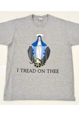 Queen of Angels I Tread on Thee T-Shirt