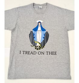 "Queen of Angels ""I Tread on Thee"" T-Shirt"