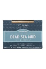 Rinse Bath & Body Co. Rinse Dead Sea Mud Face & Body Soap