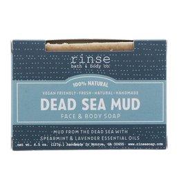 Rinse Bath & Body Co. Rinse Dead Sea Mud Face & Body Soap