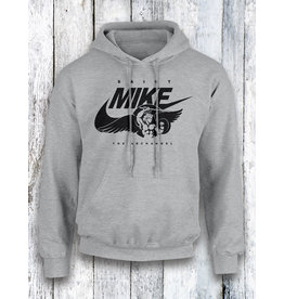 "Romantic Catholic ""Saint Mike"" Hoodie"