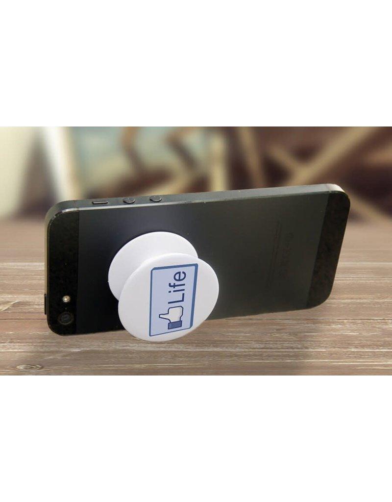 Nelson Fine Art Like Life Pop-Up Phone Holder