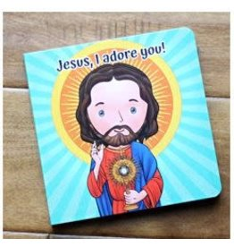 Catholic Sprouts Jesus, I Adore You! - Children's Adoration Book
