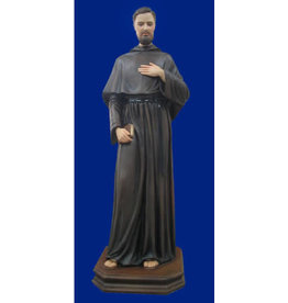 """Fiat Imports St. Augustine as a Priest 20"""" Statue"""