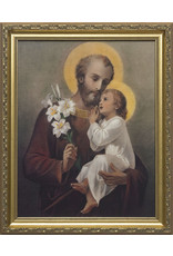 Nelson Fine Art St. Joseph (Younger) Framed Art