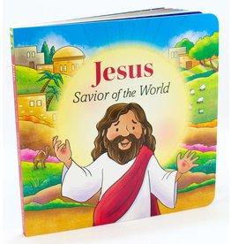 Pauline Books & Publishing Jesus: Savior of the World Children's Book