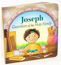Pauline Books & Publishing Joseph: Guardian of the Holy Family Children's Book