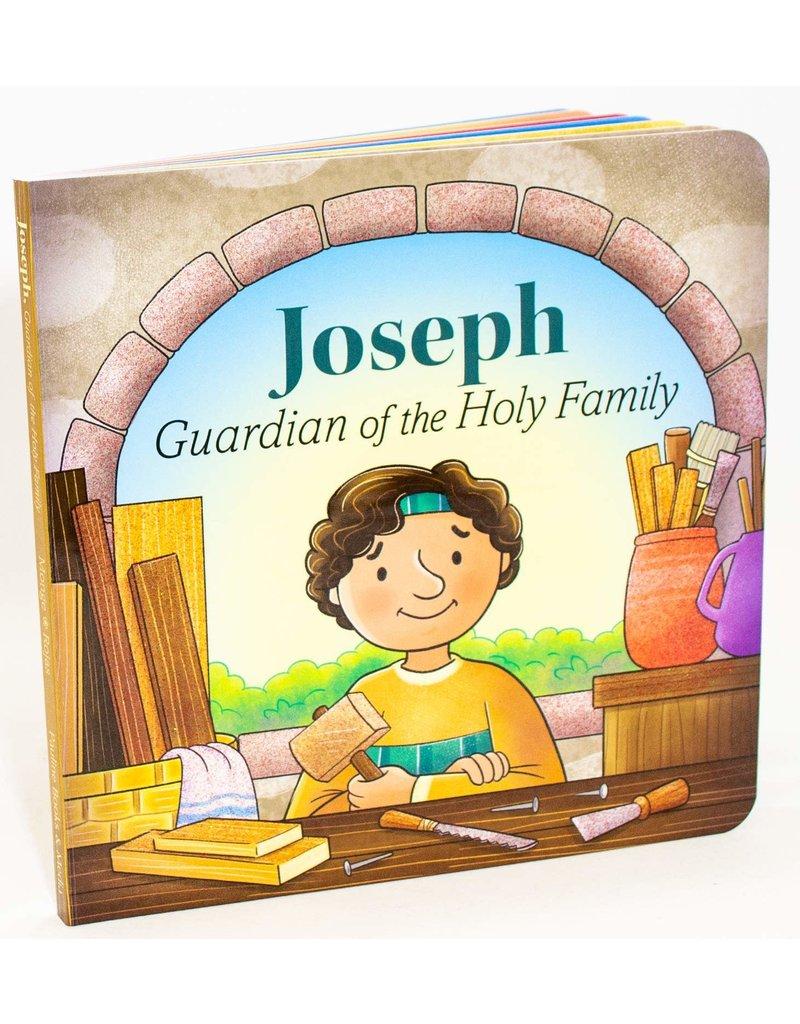 Pauline Books & Publishing Joseph: Guardian of the Holy Family Children's Book