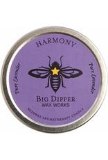 "Big Dipper Wax Works ""Harmony"" Beeswax Aromatherapy Tin (1.7 oz)"
