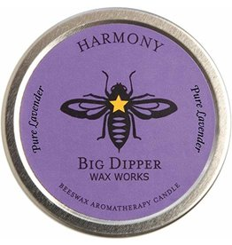 "Big Dipper Wax Works ""Harmony"" Beeswax Aromatherapy Tin (1.7 oz)"