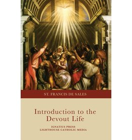 Ignatius Press Introduction to the Devout Life by St. Francis de Sales