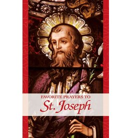 Tan Books Favorite Prayers to St. Joseph
