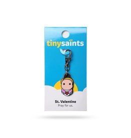 Tiny Saints Tiny Saint Charm St. Valentine