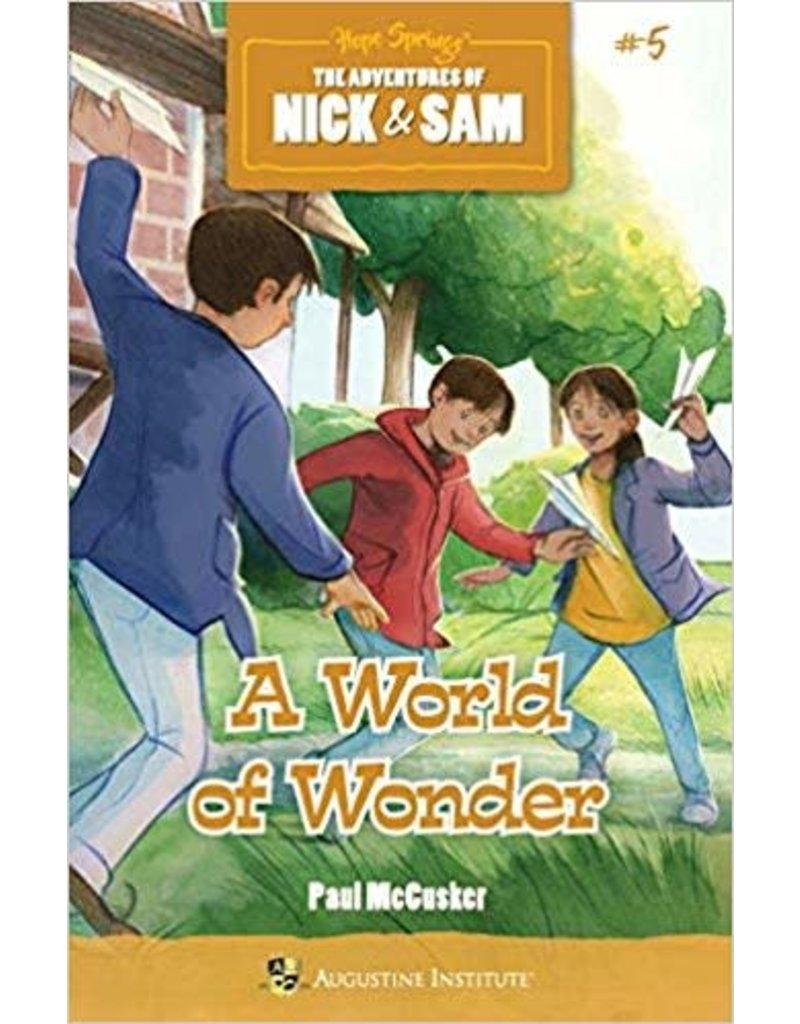 A World of Wonders: The Adventures of Nick & Sam