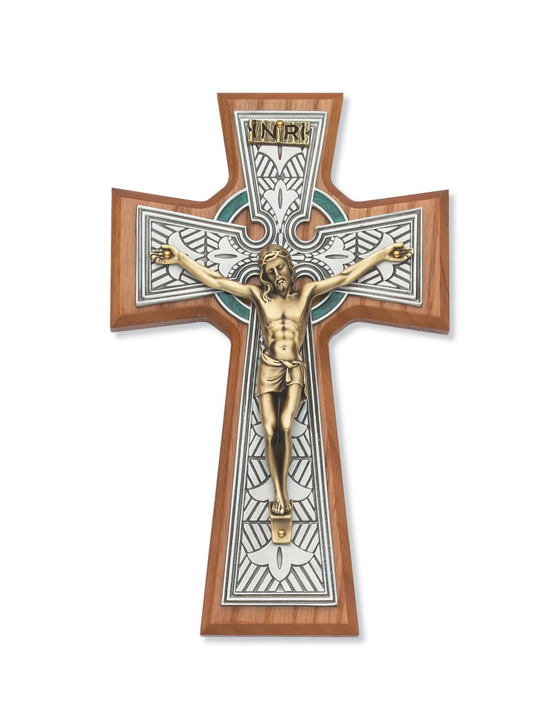 "McVan 8"" Celtic Crucifix Boxed"