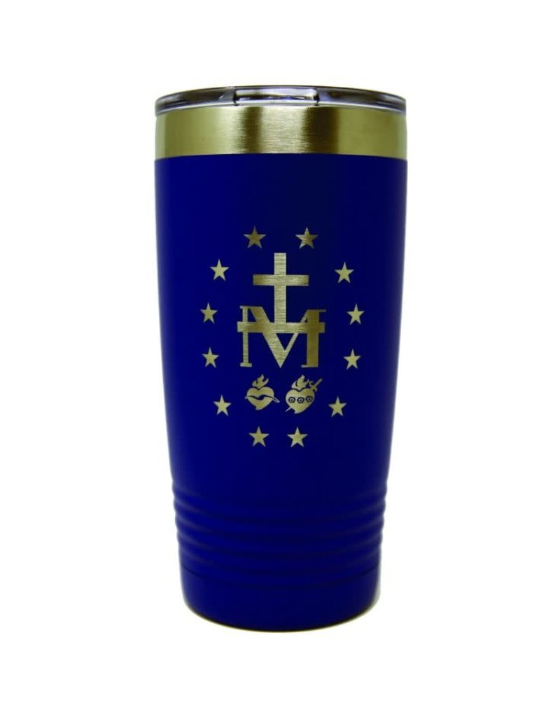 Joseph's Workshop Miraculous Medal Tumbler