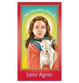 Brother Francis My Heavenly Friend Saint Agnes