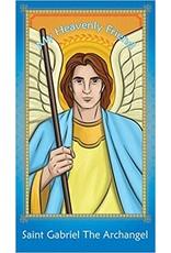 Brother Francis My Heavenly Friend Saint Gabriel the Archangel
