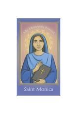 Brother Francis My Heavenly Friend Saint Monica
