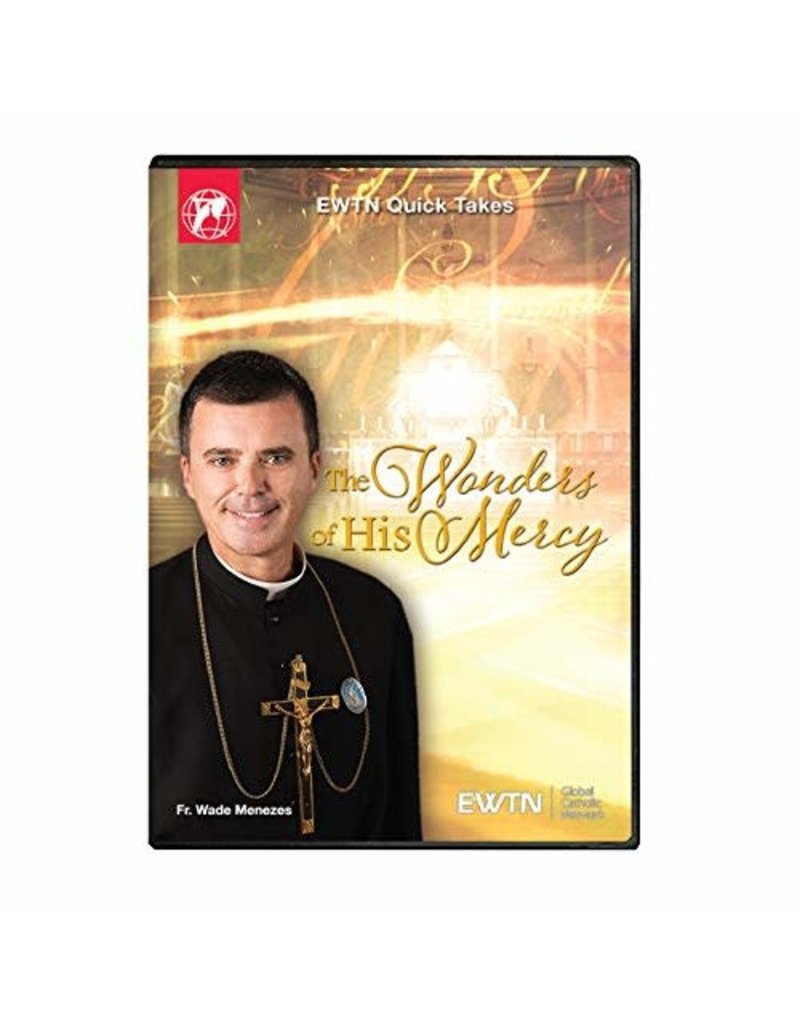 Cradle Concepts The Wonders of His Mercy DVD Fr. Wade Menezes