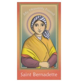 Brother Francis My Heavenly Friend Saint Bernadette