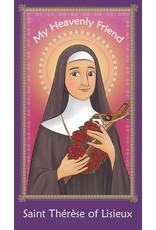 Brother Francis My Heavenly Friend Saint Therese of Lisieux