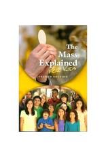 Pauline Books & Publishing The Mass Explained For Kids