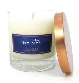 Corda Corda Handcrafted Candle - Sea Star