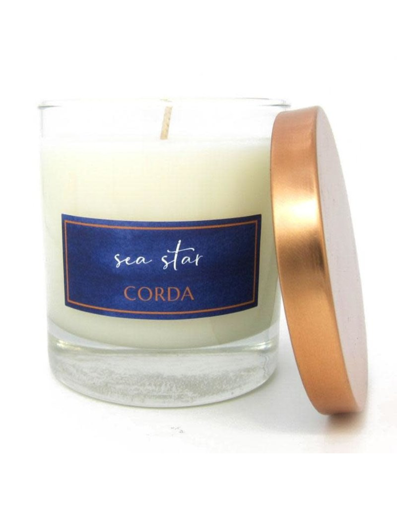Corda Corda Handcrafted Candle - Sea Star