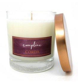 Corda Corda Handcrafted Candle - Compline